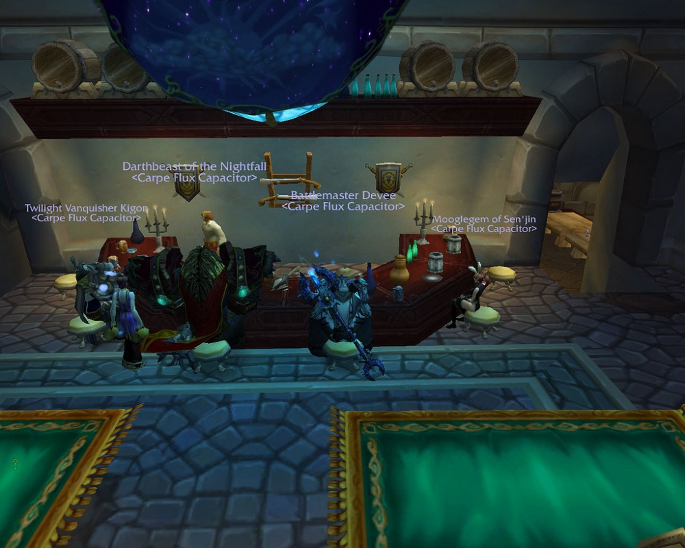 Blog Azeroth: The nicest thing someone's done for me