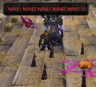 Výsledek obrázku pro nine nine nine uldum wow