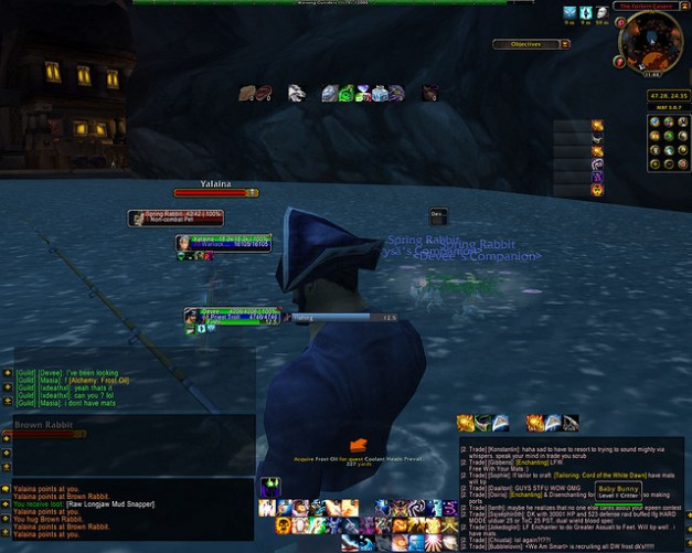 Fishing in Ironforge 2