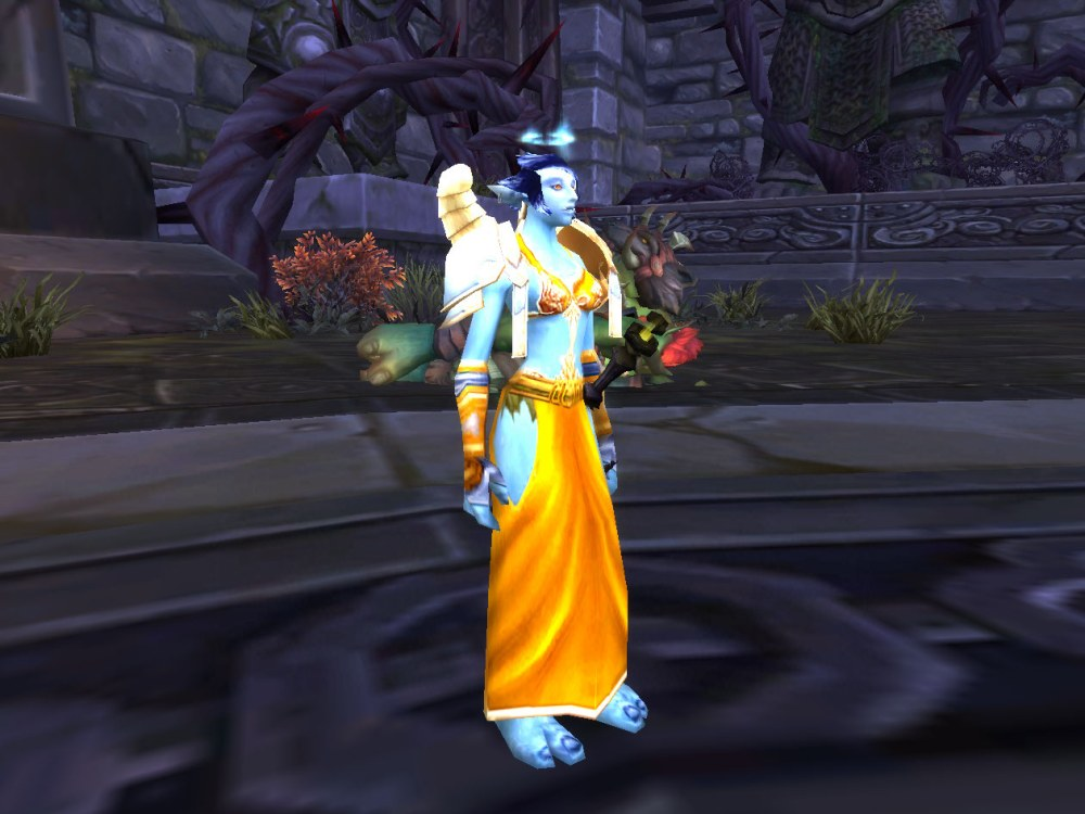 Photo Op: Versidia the troll priest