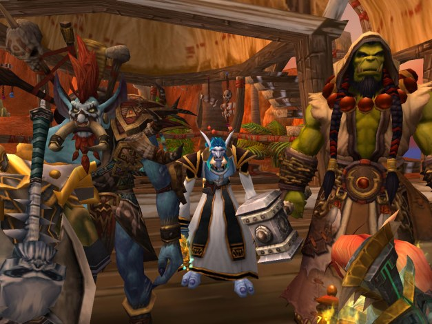 Darkspear Rebellion 1