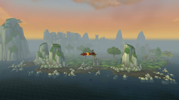 Timeless Isle