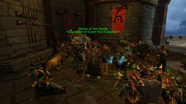 of the Horde