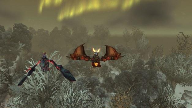 Red Proto-drake