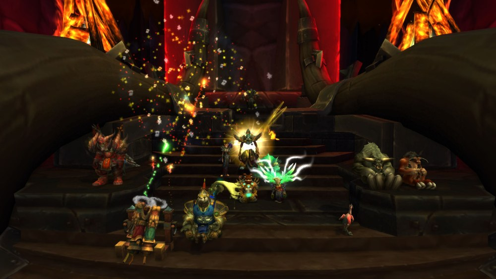 Mantle of Warchief stripped from Hellscream