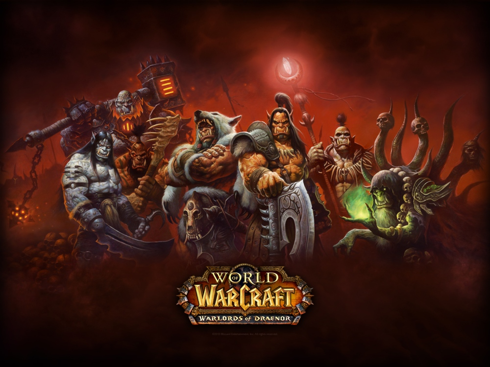 Ready to stop the Warlords of Draenor (1/2)