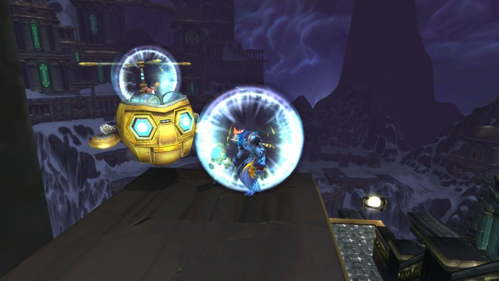 Val'anyr and Mimiron's Head (1/2)