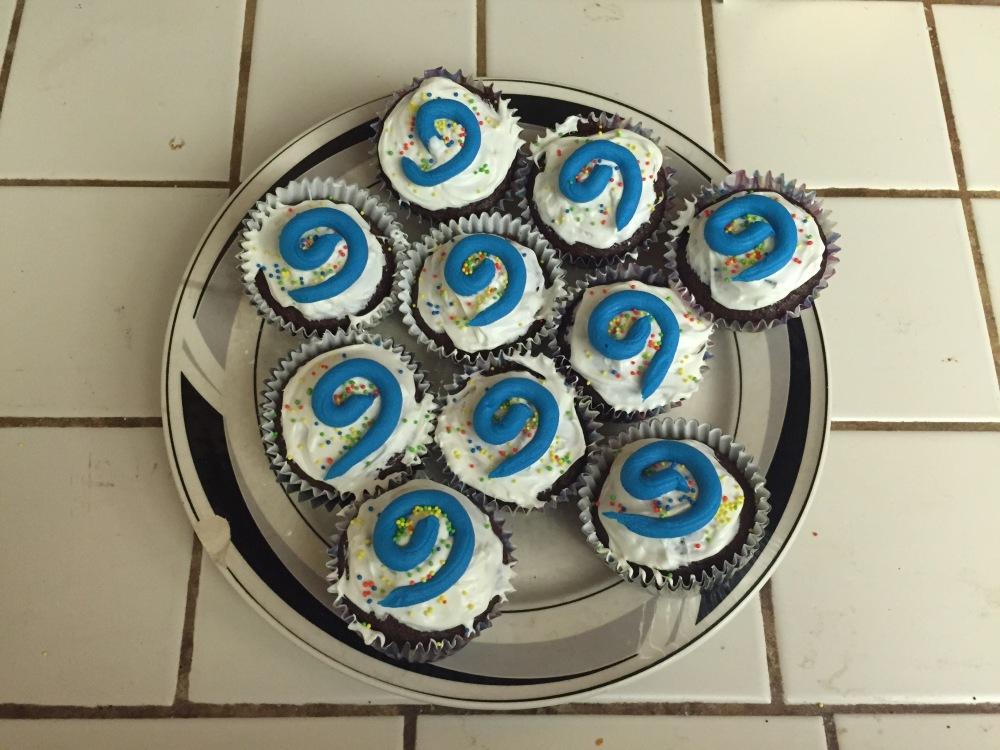 Hearthstone cupcakes (1/2)