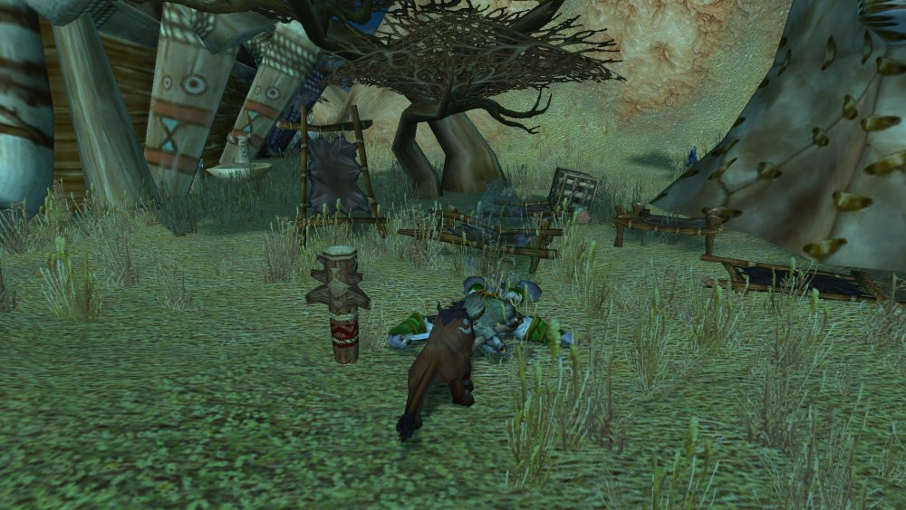 So long, Southern Barrens